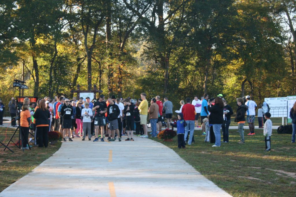 3rd Annual West Metro BOR Fall Dash