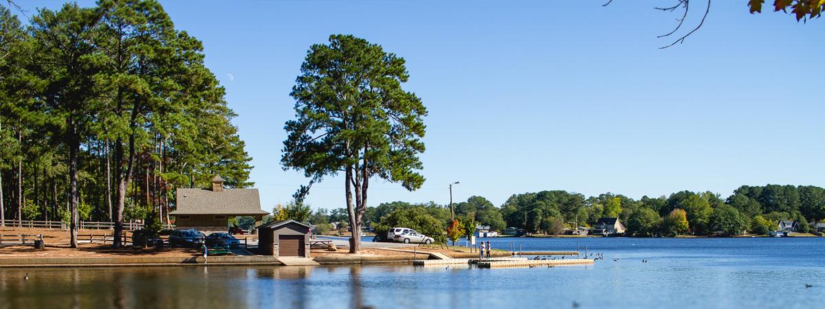 Lakeshore Park Trailhead