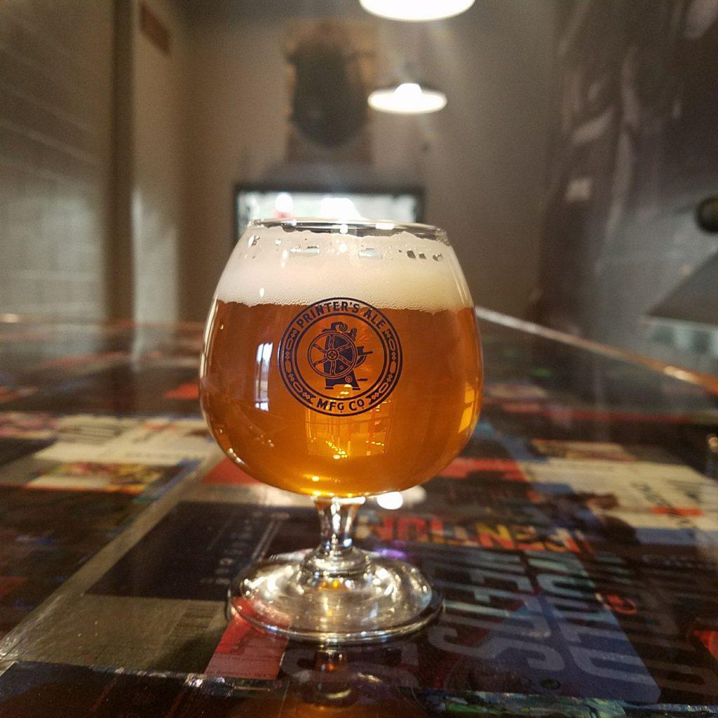 Pronter's Ale