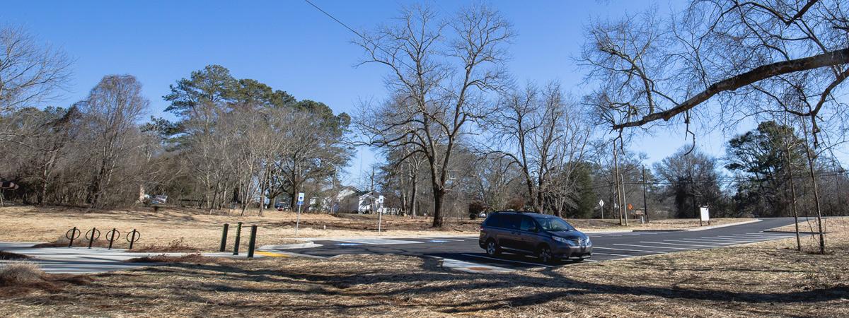 Alabama Trailhead